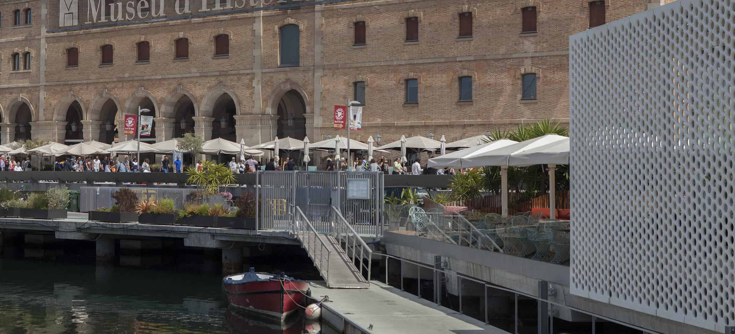 Cal Pinxo Barceloneta Restaurant